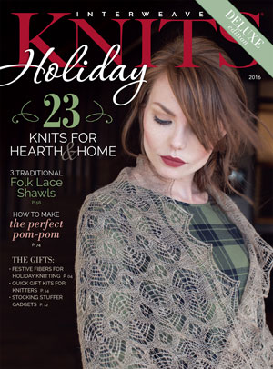 Interweave Holiday Knits 2016