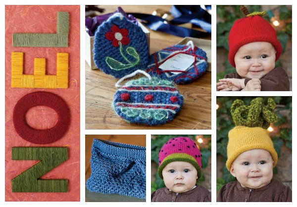 Free knitting patterns for last minute knitting gifts!