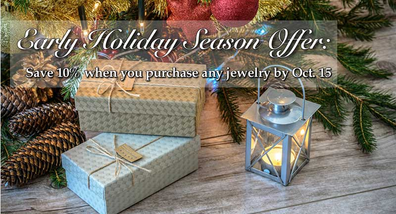 Holiday Marketing Tips for Your Jewelry Business
