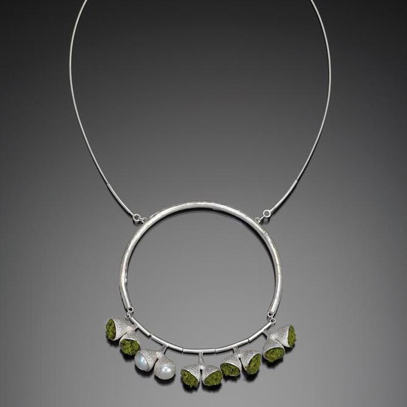 One-of-aKind Jewelry artist Sarah Hood