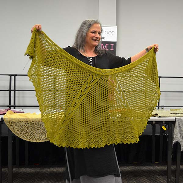 Houston Fiber Fest: Don't miss out on the opportunity to learn from industry leading designers. Photo by Keena Kang.
