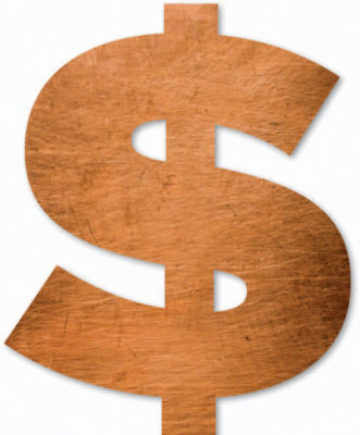 This photo is of a money sign. In our free How to Sell Jewelry eBook we will teach you how to price jewelry for your home jewelry business.