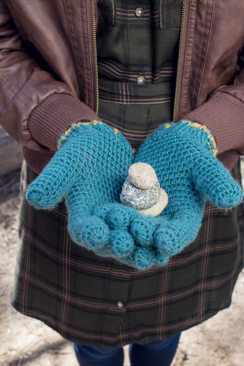 Hudson Crochet Gloves