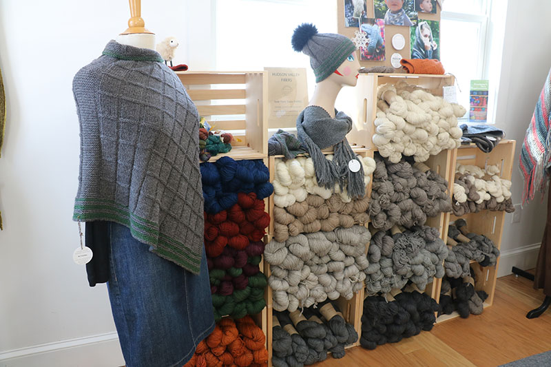 LYLYS: Cornwall Yarn Shop