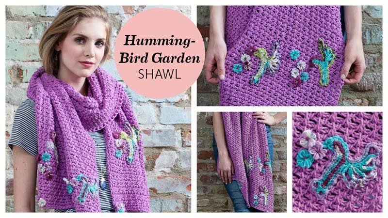 Hummingbird-Garden-Shawl