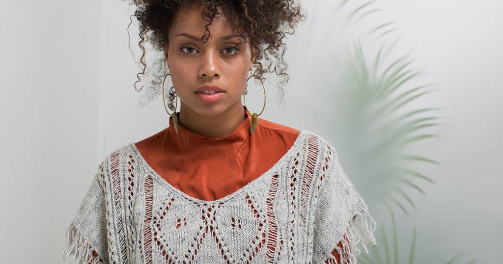 <em>knit.wear</em> Spring/Summer 2018: Hyacinth Pullover