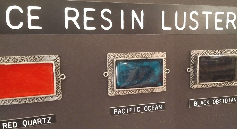 Ranger Ink ICE Resin pacific ocean luster tint