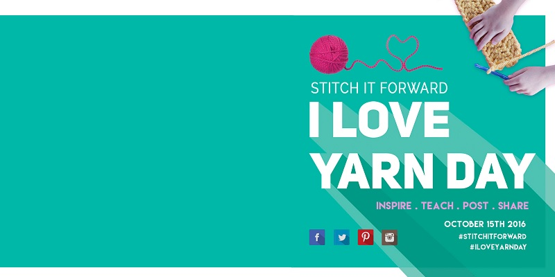 Congratulations, I Love Yarn Day Sweepstakes Winners!