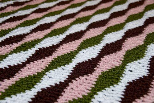 Wavy Blanket Interweave