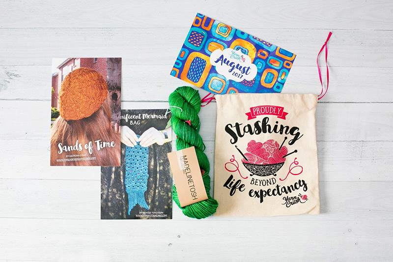 yarn subscription box