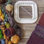 Her Handspun Habit: 5 Reasons Why Spinners Should Try Pin Loom Weaving