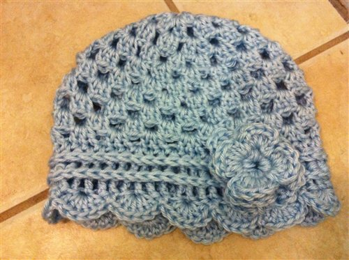 Anthro Inspired Hat Interweave