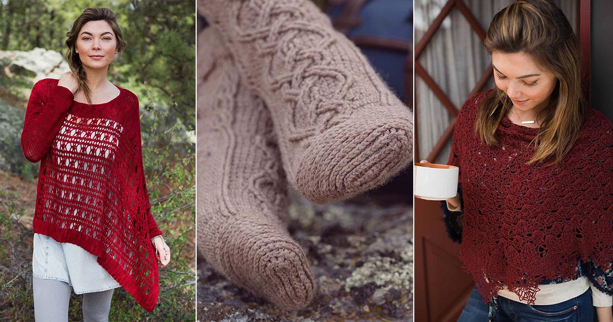 <em>Interweave Crochet</em> Fall 2017