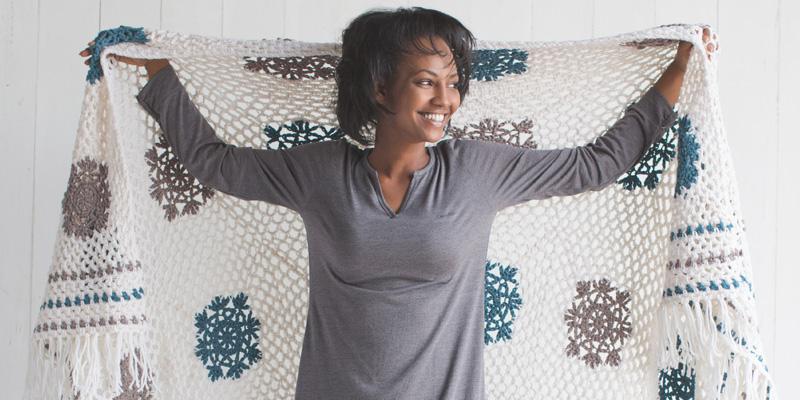 <em>Interweave Crochet</em> Winter 2018 Lookbook