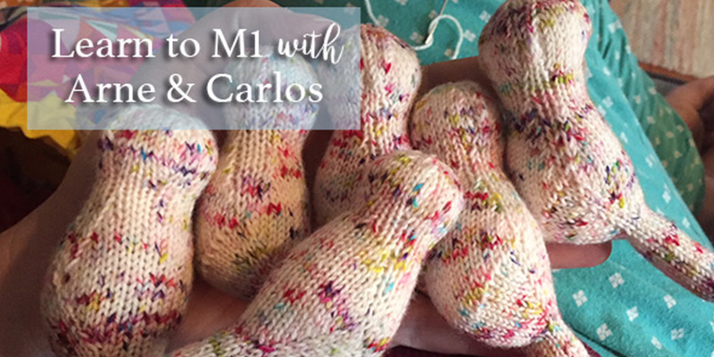 Giving Birth to a Stitch: Arne and Carlos Make 1