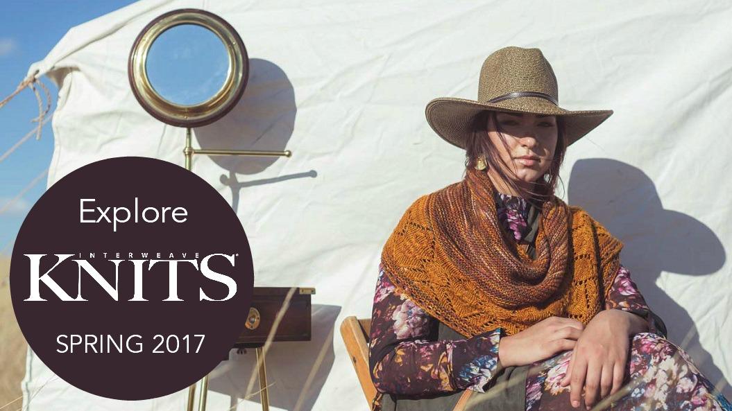 <em>Interweave Knits</em> Spring 2017: The Last Safari
