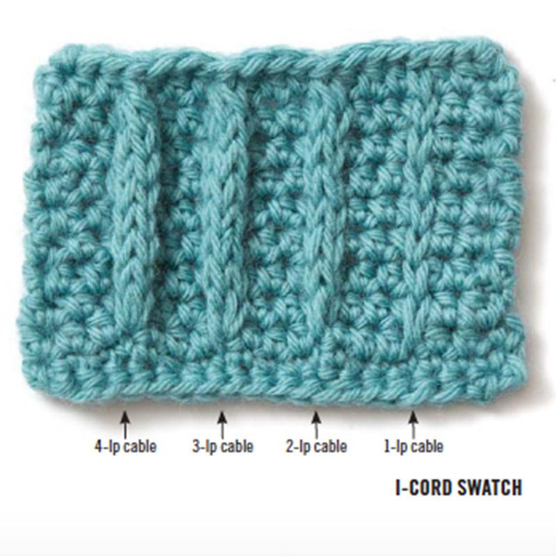 live-loop crochet