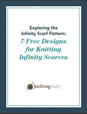 Free Infinity Scarf Knitting Patterns you have to try.