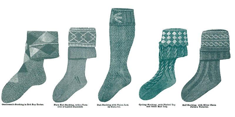 Tips for Practical Sock Knitting: Dapper Socks for Active Men!