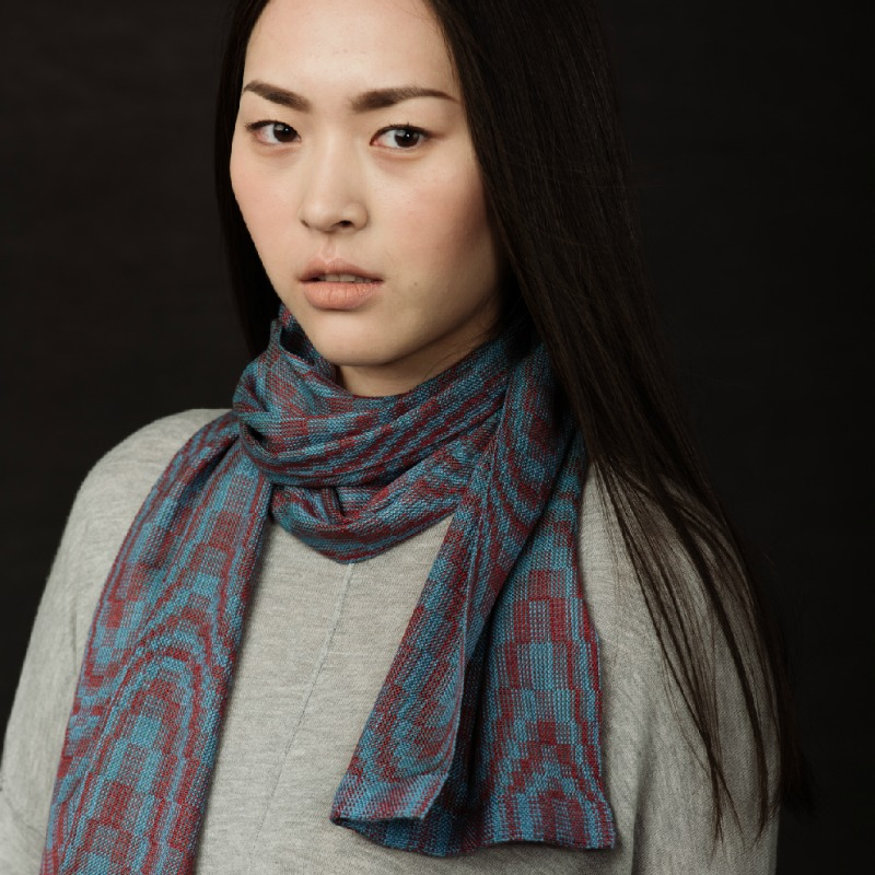 Jin Silk Scarf