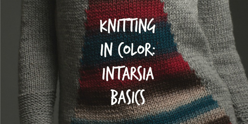 Cast-On for Intarsia & See Where It Takes You