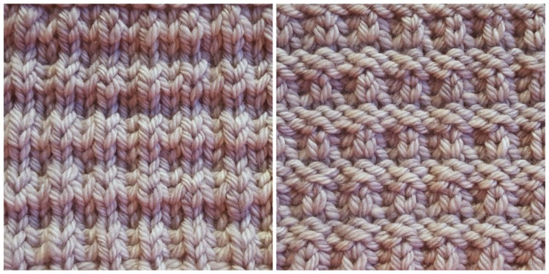 brioche stitch