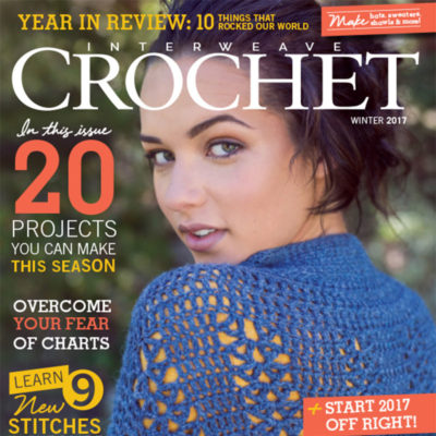 Interweave Crochet Winter