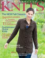 Interweave Knits Fall 2008