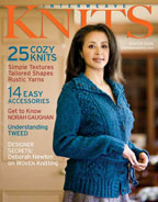 Interweave Knits Winter 2008