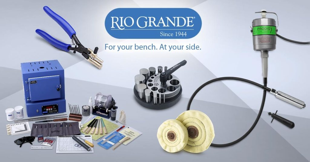 5 essential jewelry tools from Rio Grande