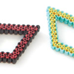 Master Bead Quilling, a Bead Weaving Art Made Using Square Stitch