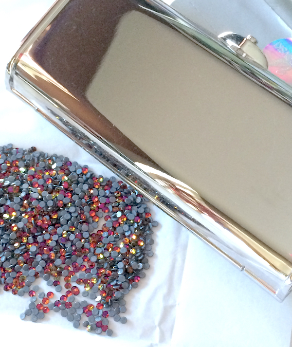 Judith Leiber purse red carpet worthy once blinged out
