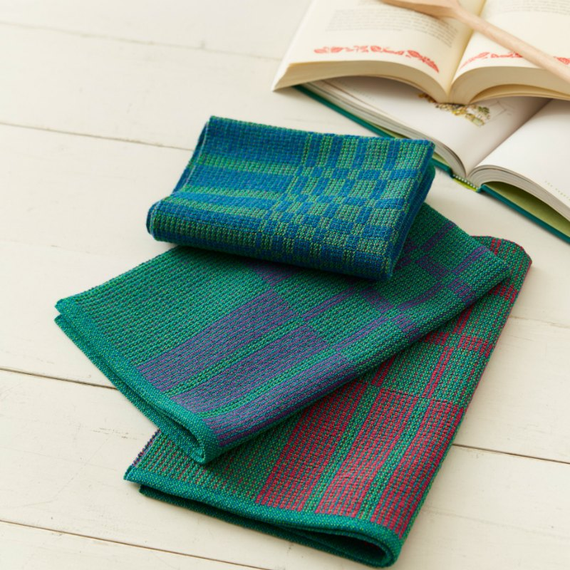 Inspired by Color Towels