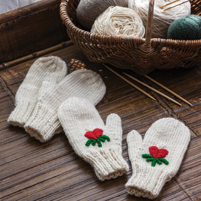 Nickis Winter Mittens