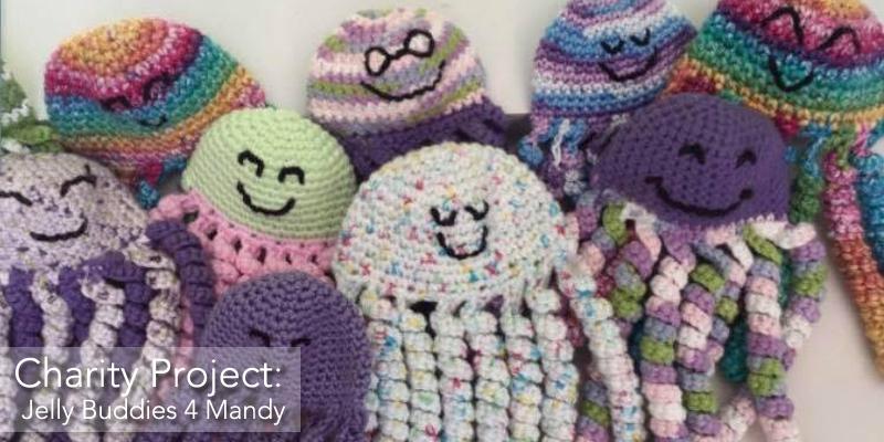 Craft it Forward: Jelly Buddies 4 Mandy