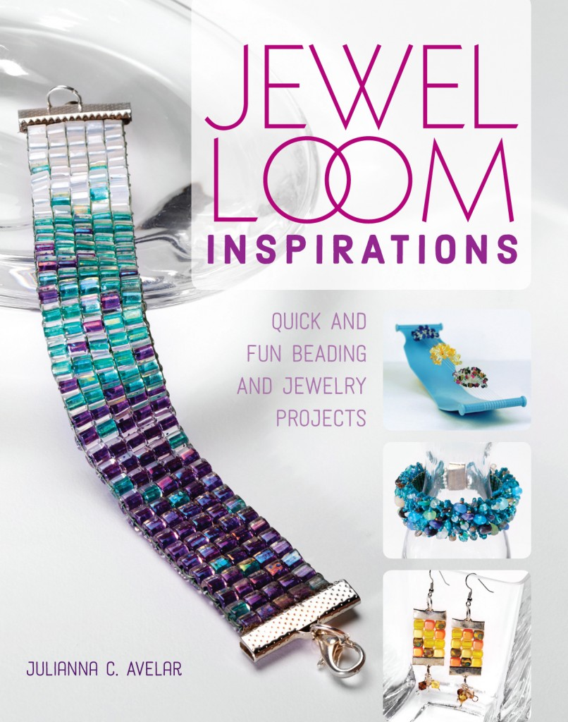 Jewel Loom Inspirations by Julianna Avelar