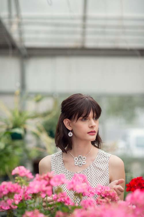 Jewelry In Bloom Crochet Pattern