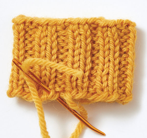 A Knitters Guide Jogless Cast On Bind Off Edges In The Round