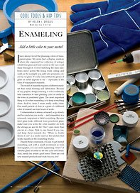enameling page