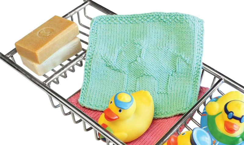 Animal Washcloths