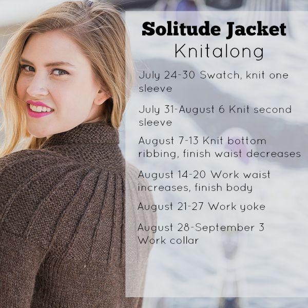 Solitude KAL plan