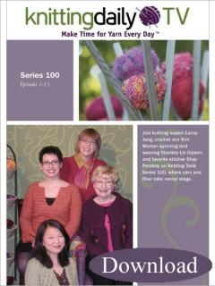 Knitting Daily TV Series 100
