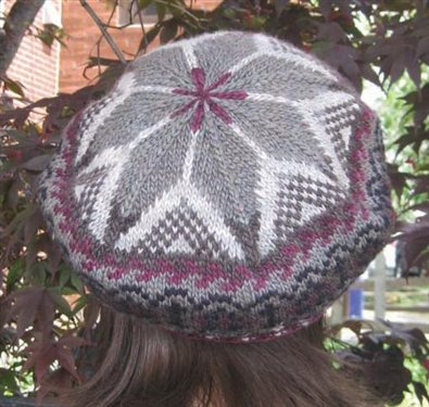 Fair Isle Tam, As Seen on Episode 306 - Interweave