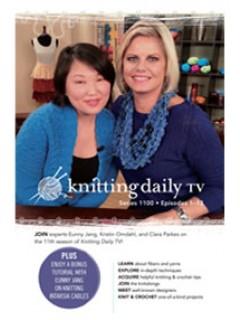 Knitting Daily TV Series 1100