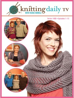 Knitting Daily TV Series 1400