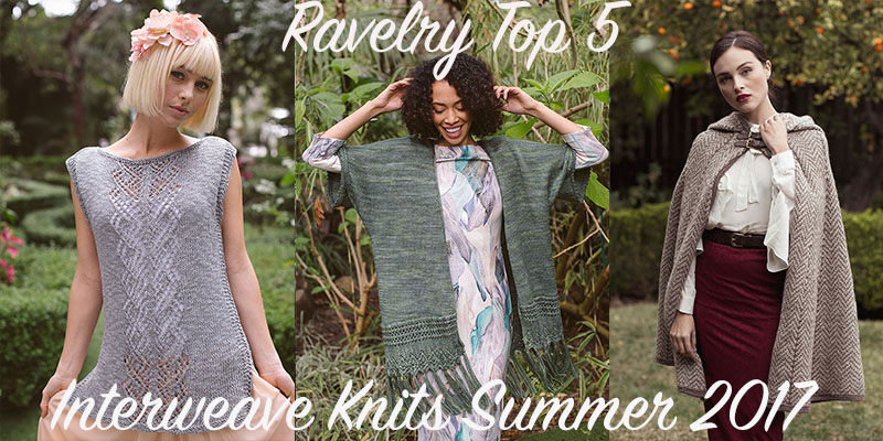 <em>Knits</em> Summer&#8217;s Ravelry Top 5