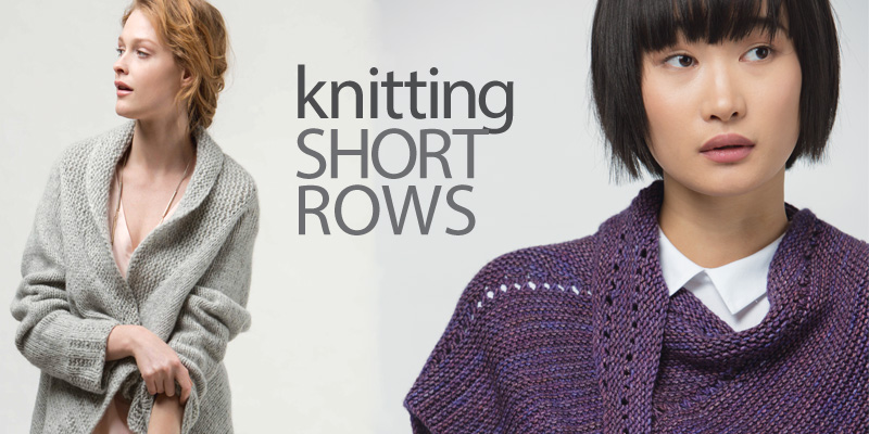 Handy Shaping with Short Rows