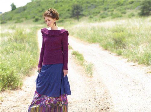 jenica-pulloverand mitts Knit Pattern