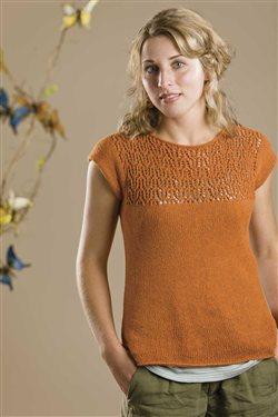 strafford tee Knit Pattern