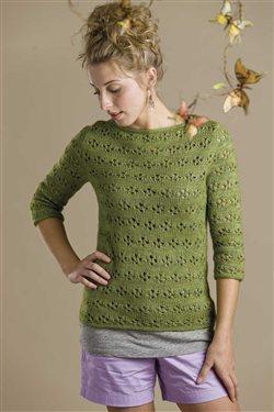 vergennes pullover Knit Pattern